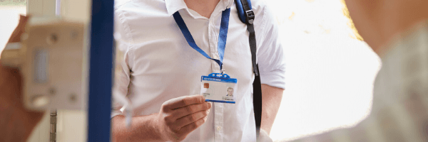 personal information from identity cards