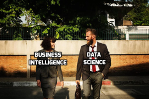 business intelligence vs data science