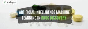 Artificial Intelligence in Drug Discovery with Machine Learning