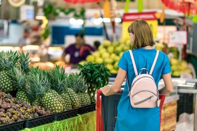 measure customer's demand on a customer shopping