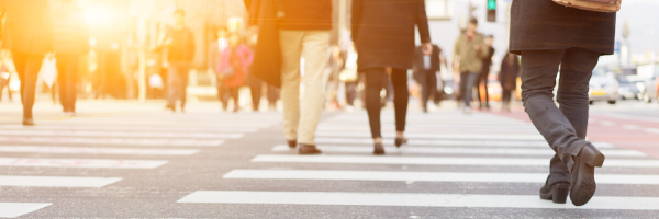 Computer vision protects pedestrians