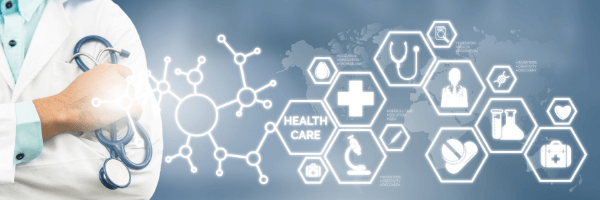 How is data visualization used? healthcare