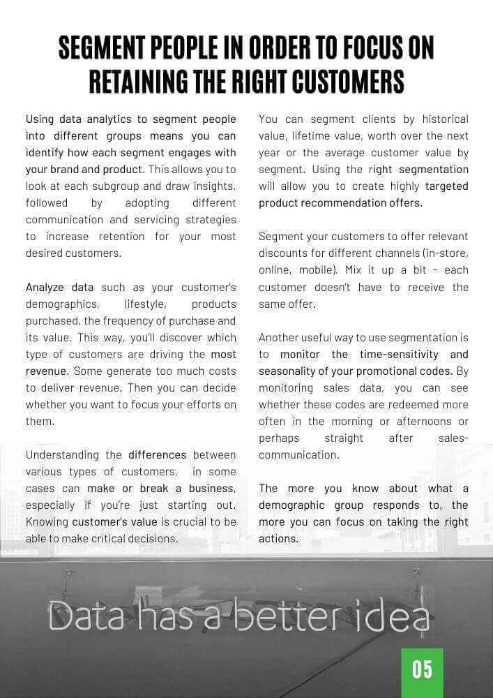 Addepto - Machine Learning and Big Data Company White Paper II Page 6