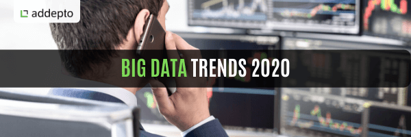 Big Data Trends 2020 feature image