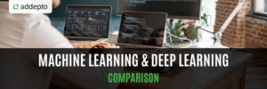 Machine Learning and Deep Learning - Comparison, article