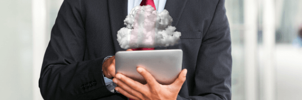 The Aim of Cloud Migration, businessman