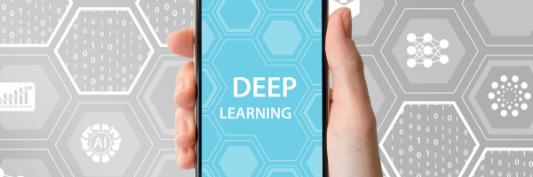 deep learning, hand, phone