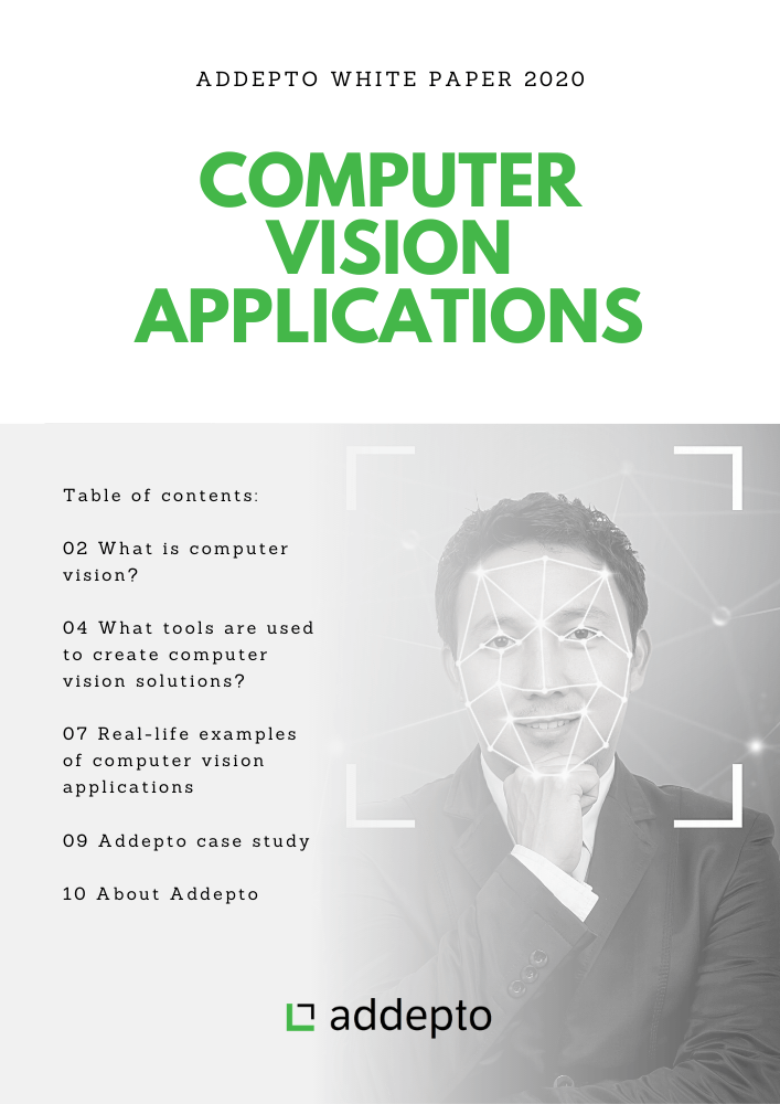 computer vision white paper page 1