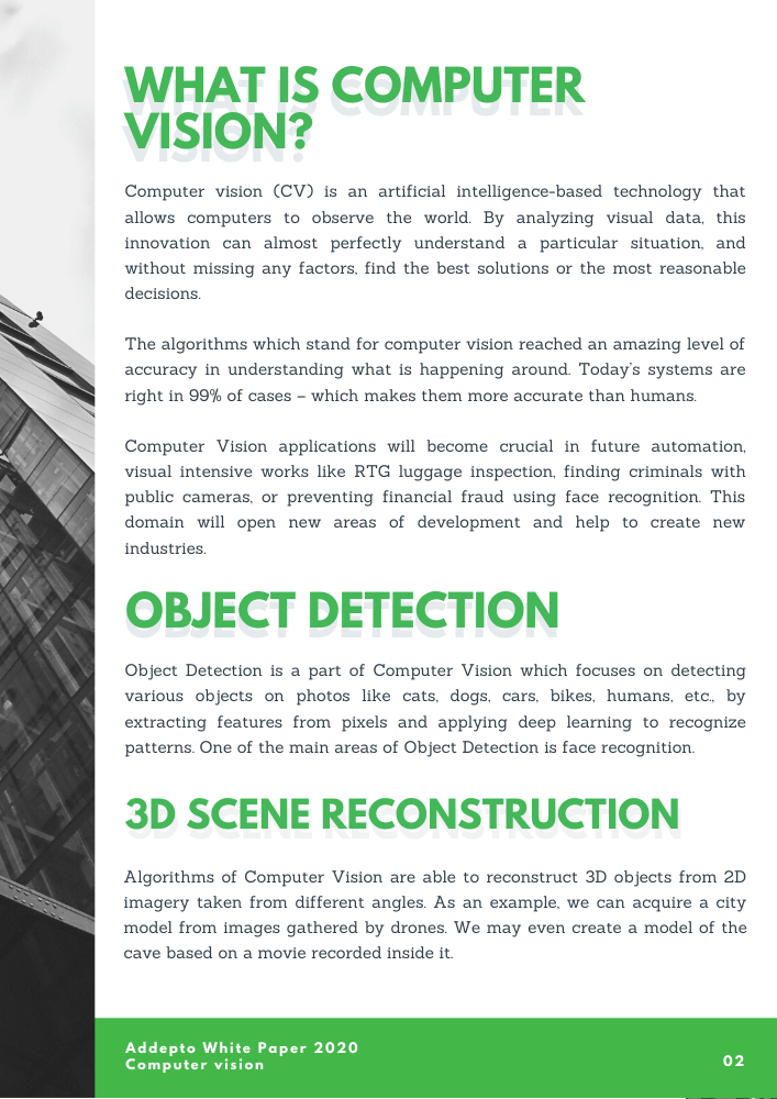 computer vision white paper page 2