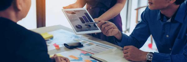 assess, work, business, team, charts