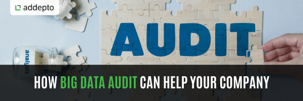 How Big Data Audit Can Help Your Company