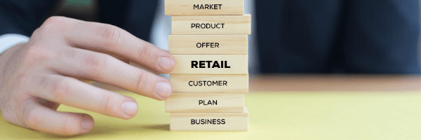 retail, blocks, hand