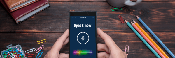 chatbots, voice assistants