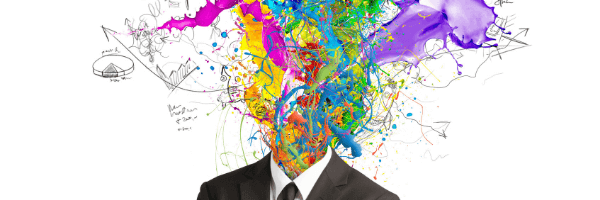 creativity, colors, businessman