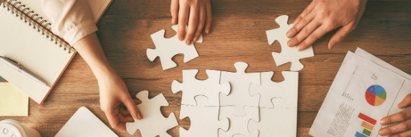 Artificial Intelligence Consulting: WORK WITH YOUR AGENCY ON THE STRATEGY, puzzles