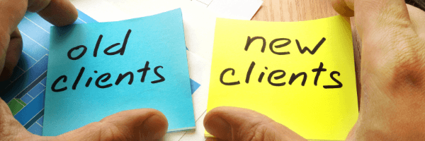 current customers, client retention strategies