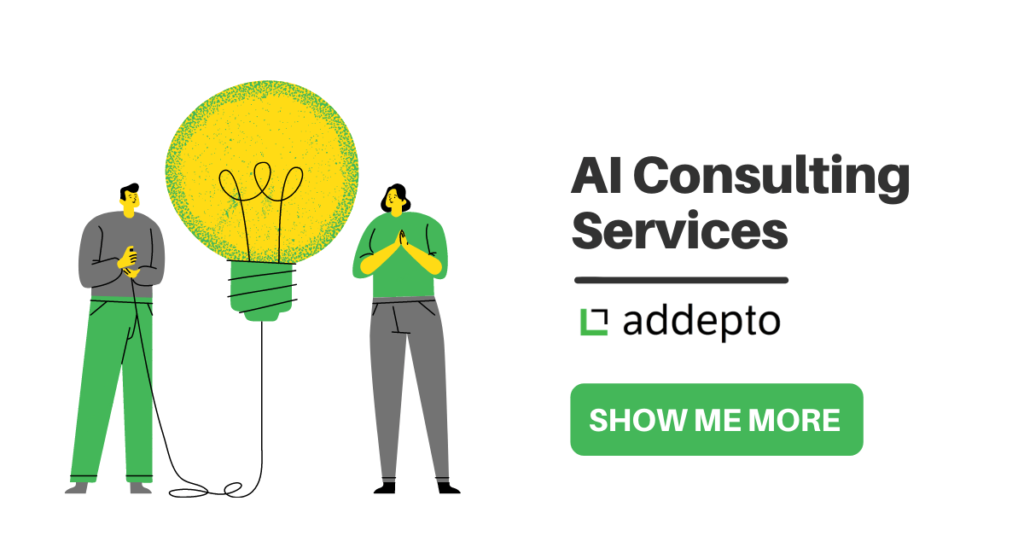 AI consulting services show me more