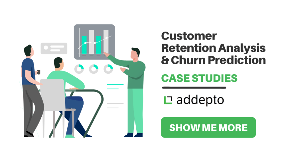Customer Retention Analysis & Churn Prediction SHOW ME MORE