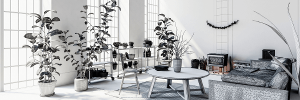 3D floor planner