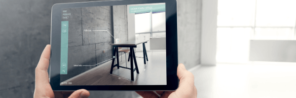 virtually place true-to-scale 3D models in your very own space, computer vision in retail