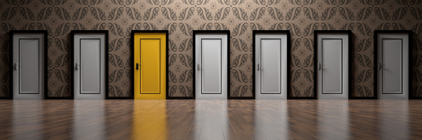 decision-making process, doors