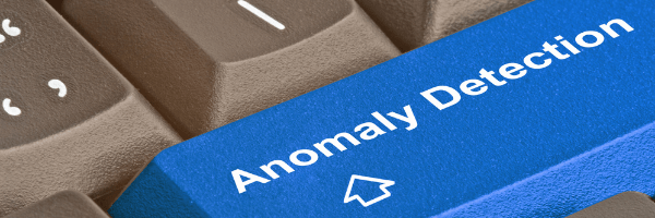 IDENTIFYING ANOMALIES IN DATA, anomaly detection