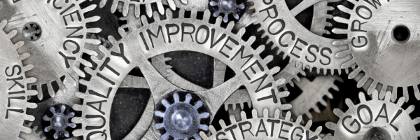 gears, quality improvement, growth, strategy, goal, metal industry