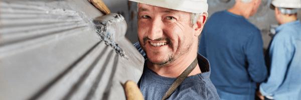 safe working in metal fabrication, man, glowes