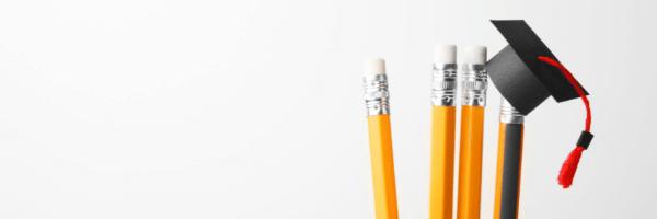 EDUCATION, pensils