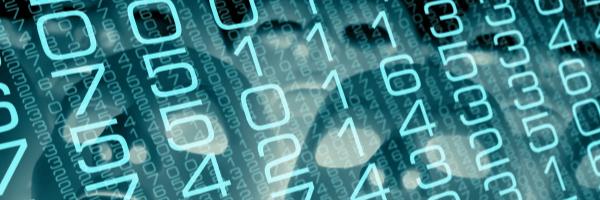 Numbers presented algorithms