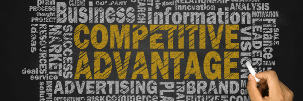 Competitive advantage of real-time big data