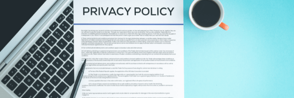 Document of privacy policy