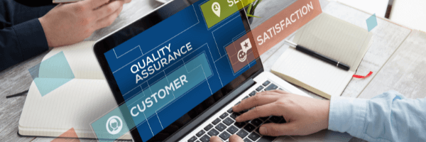 quality assurance in manufacturing