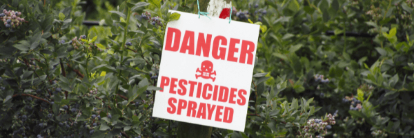 pesticides in agriculture sector