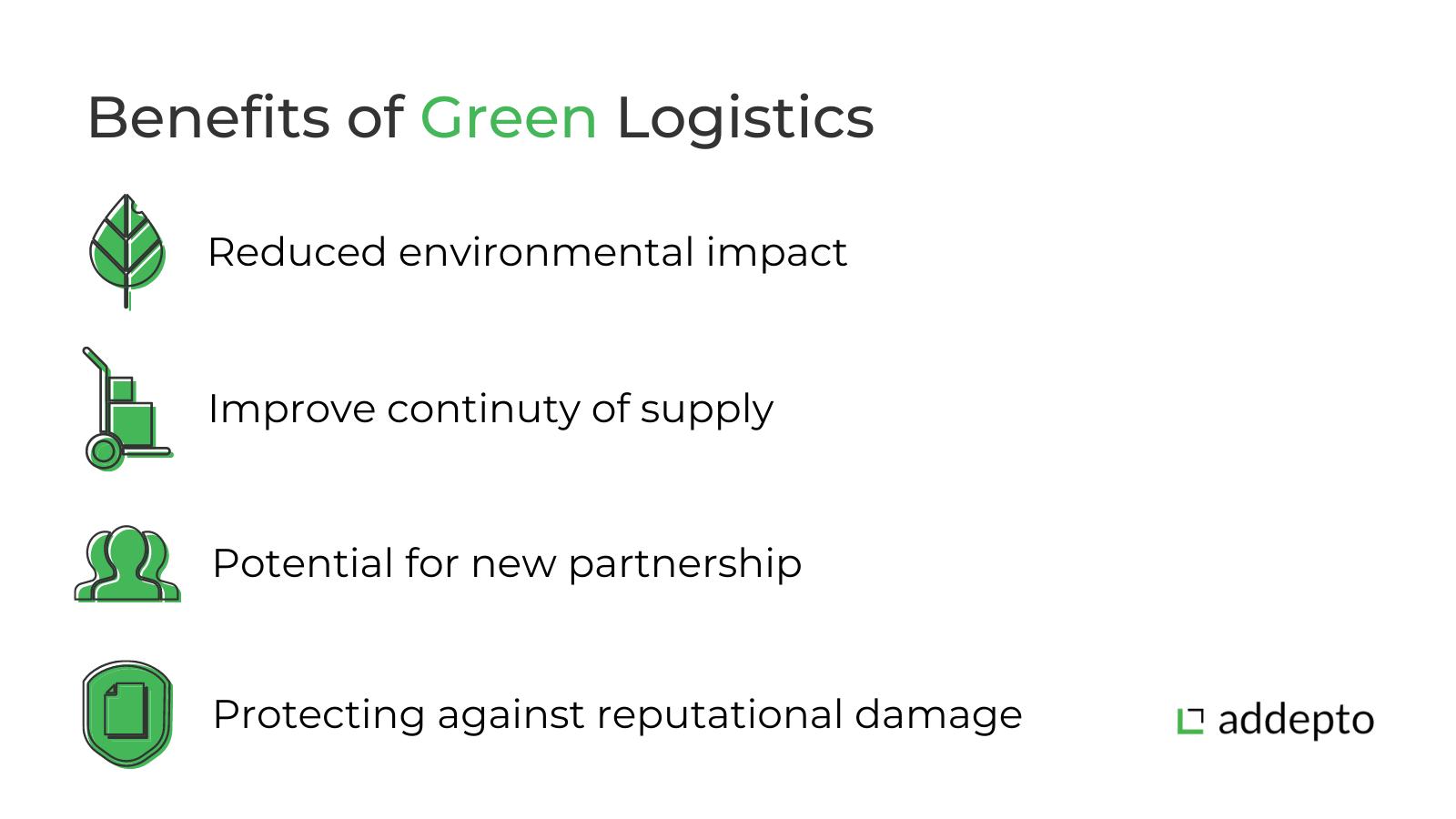 green logistics optimization