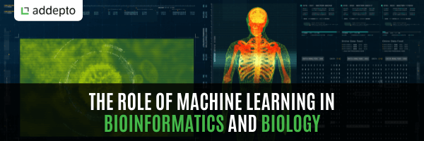 The role of machine learning in bioinformatics and biology